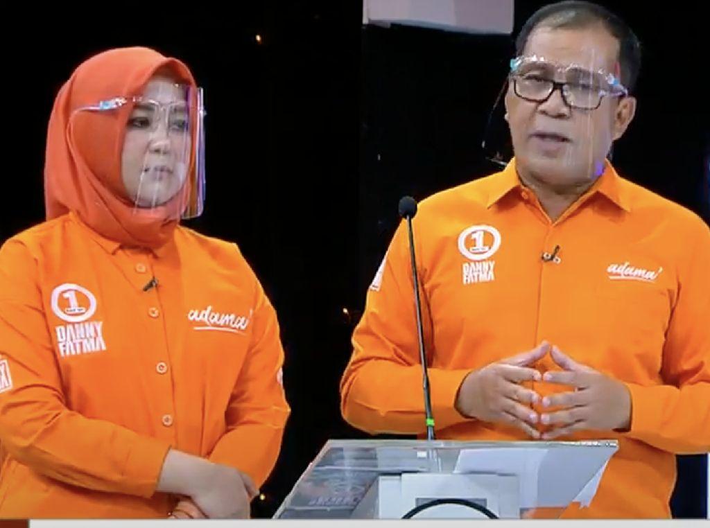 Tim Danny Siap Debat di Makassar atau Jakarta: Tetap Tenang-Kepala Dingin