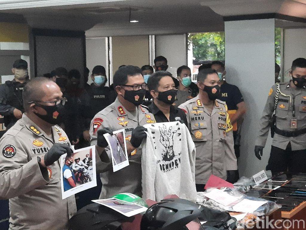 Duo Begal Sepeda Kolonel Marinir Sudah 5 Kali Beraksi Incar Goweser