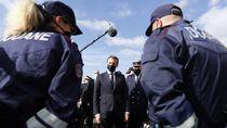 Serangan di Prancis, Macron Serukan Reformasi Kebijakan Perbatasan Uni Eropa