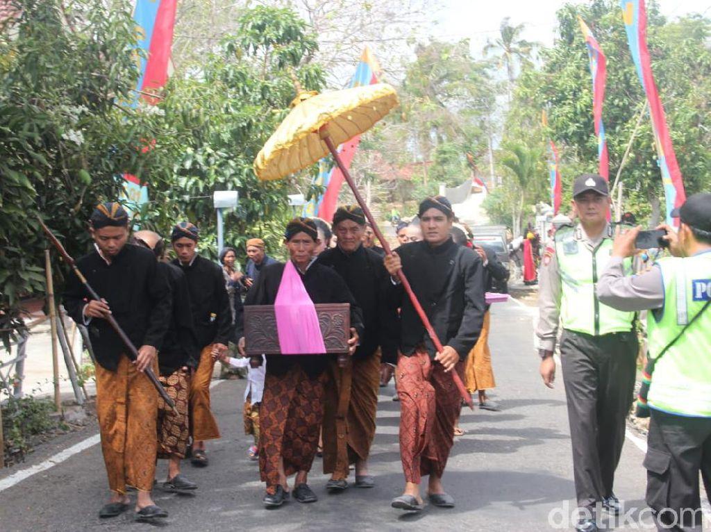 Ritual Pusaka Kiai Bonto, Wayang Krucil Peninggalan Kerajaan Mataram di Blitar