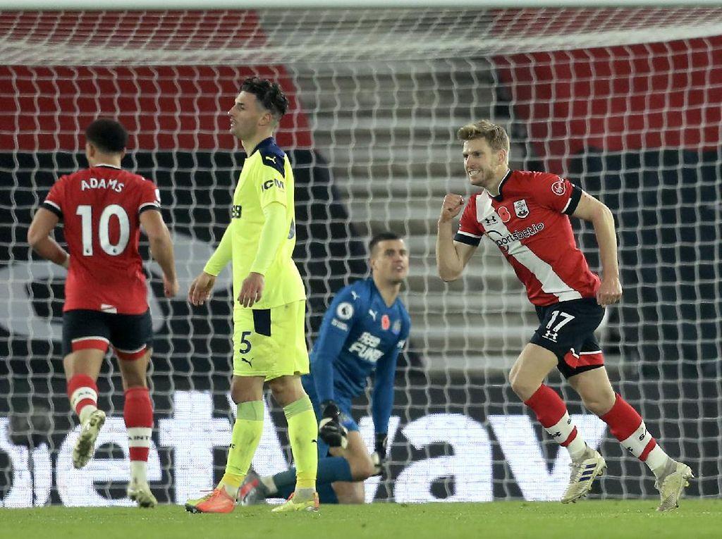 Untuk Pertama Kalinya, Southampton Puncaki Klasemen Premier League