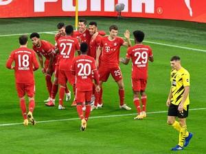 Dortmund Vs Bayern: Die Roten Menangi Der Klassiker