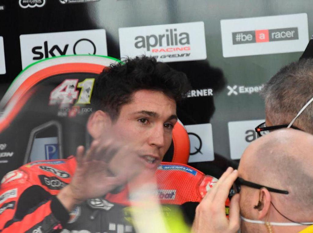 Aleix Espargaro Kena Hukum, Imbasnya ke Posisi Start MotoGP Eropa