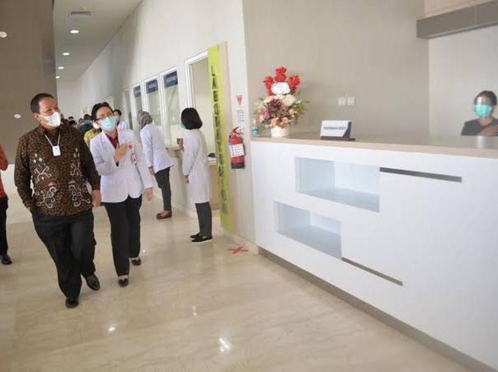 Canggih! Di Lampung Kini Ada Laboratorium Fokus COVID-19