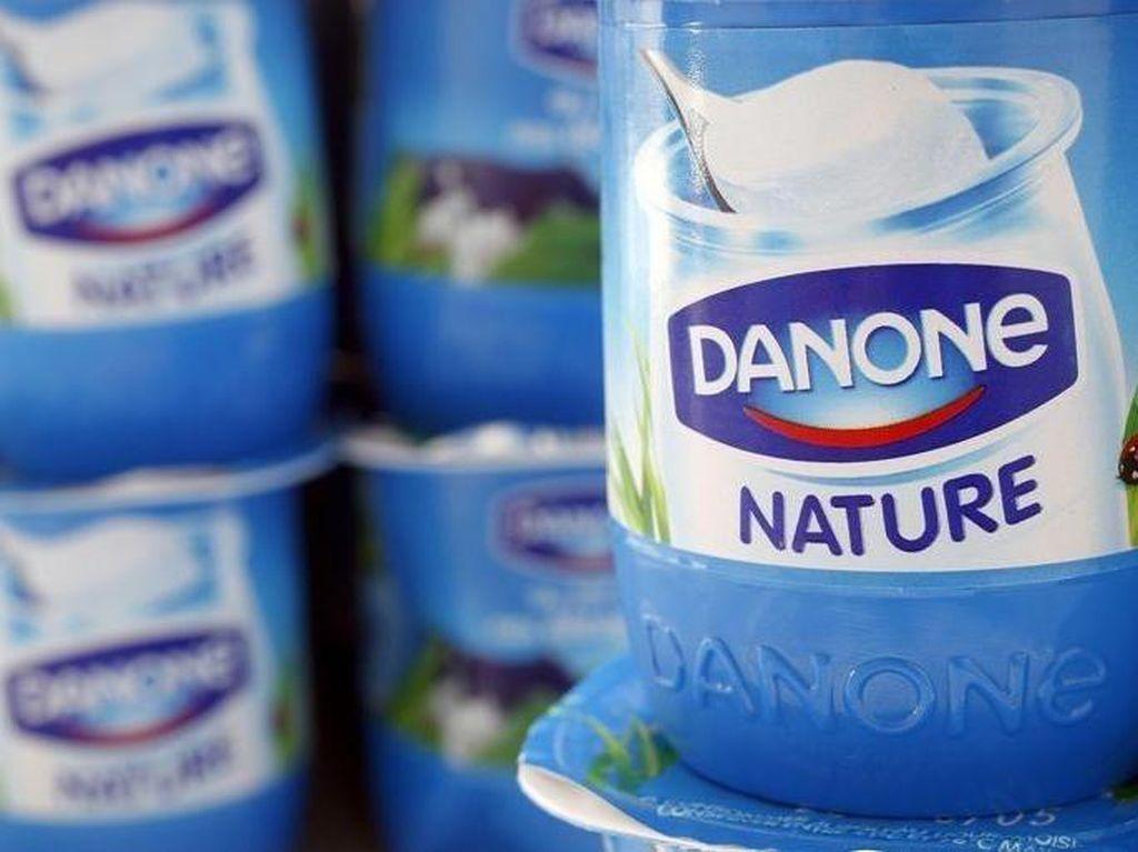Sejarah Danone di RI yang Kena Imbas Seruan Boikot Produk Prancis