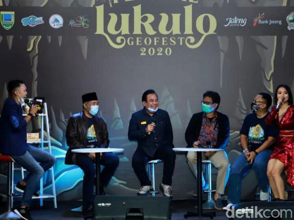 Festival Lukulo Geofest 2020 Digelar Virtual, Ada Wika Salim