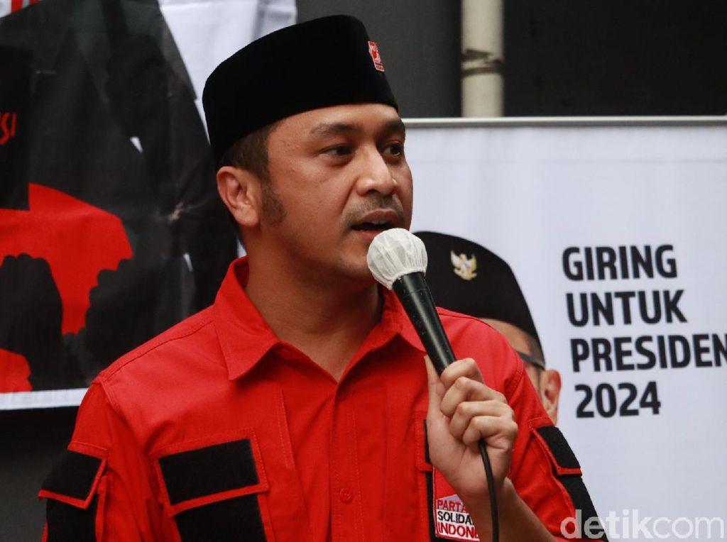Giring Klaim Elektabilitasnya Sebagai Capres 2024 di Atas Puan Maharani
