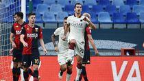 Hat-Trick Mkhitaryan Menangkan Giallorossi di Kandang Genoa