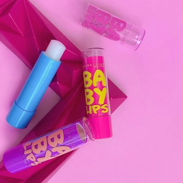 Lip Balm dengan SPF yang dapat melindungi bibir dari bahaya sinar UV