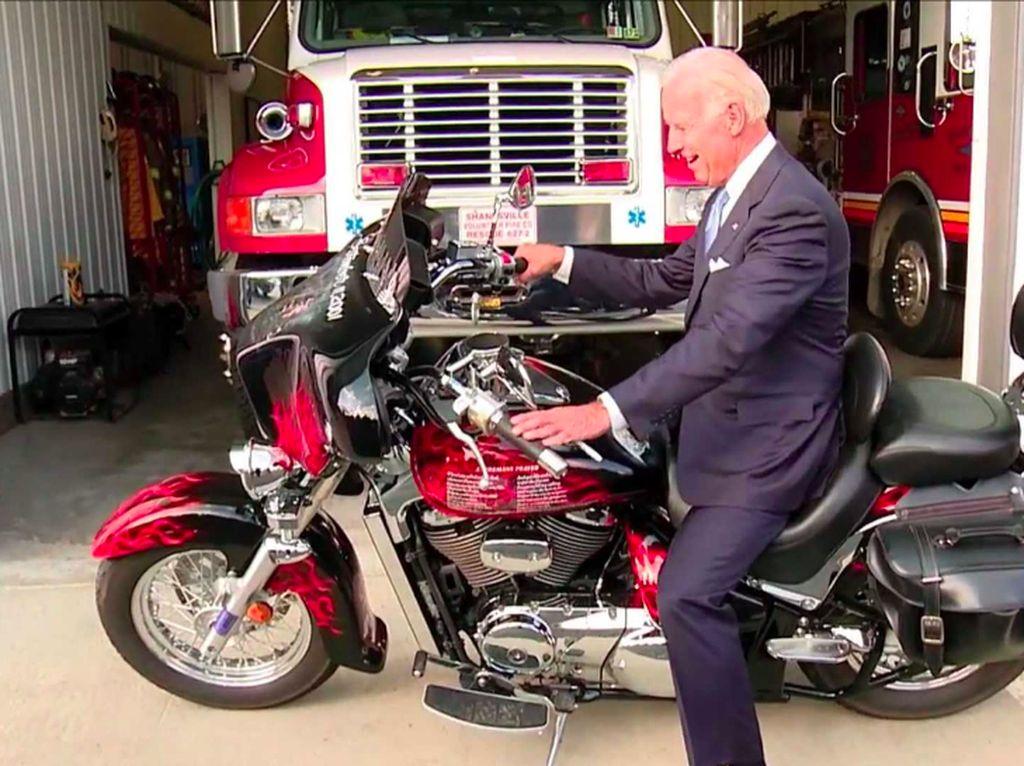 Kisah Joe Biden Ditinggalkan Istri dan Anaknya yang Tewas Kecelakaan
