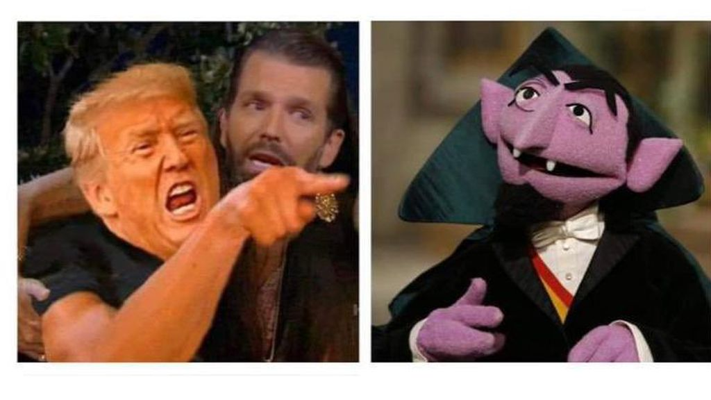 Meme Kocak Sambut Kekalahan Trump di Pilpres AS