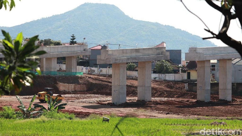 Menengok Progres Pembangunan Tol Cisumdawu