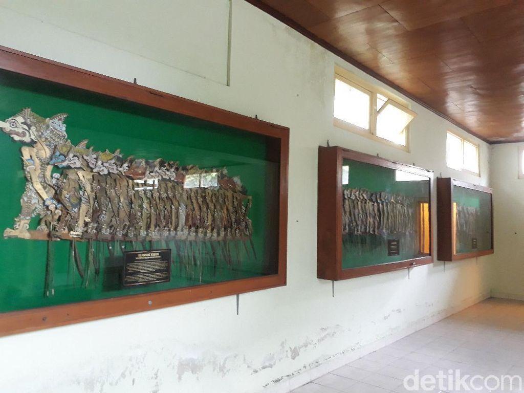 Foto: Museum Wayang Kekayon di Yogya, Koleksinya Mengagumkan