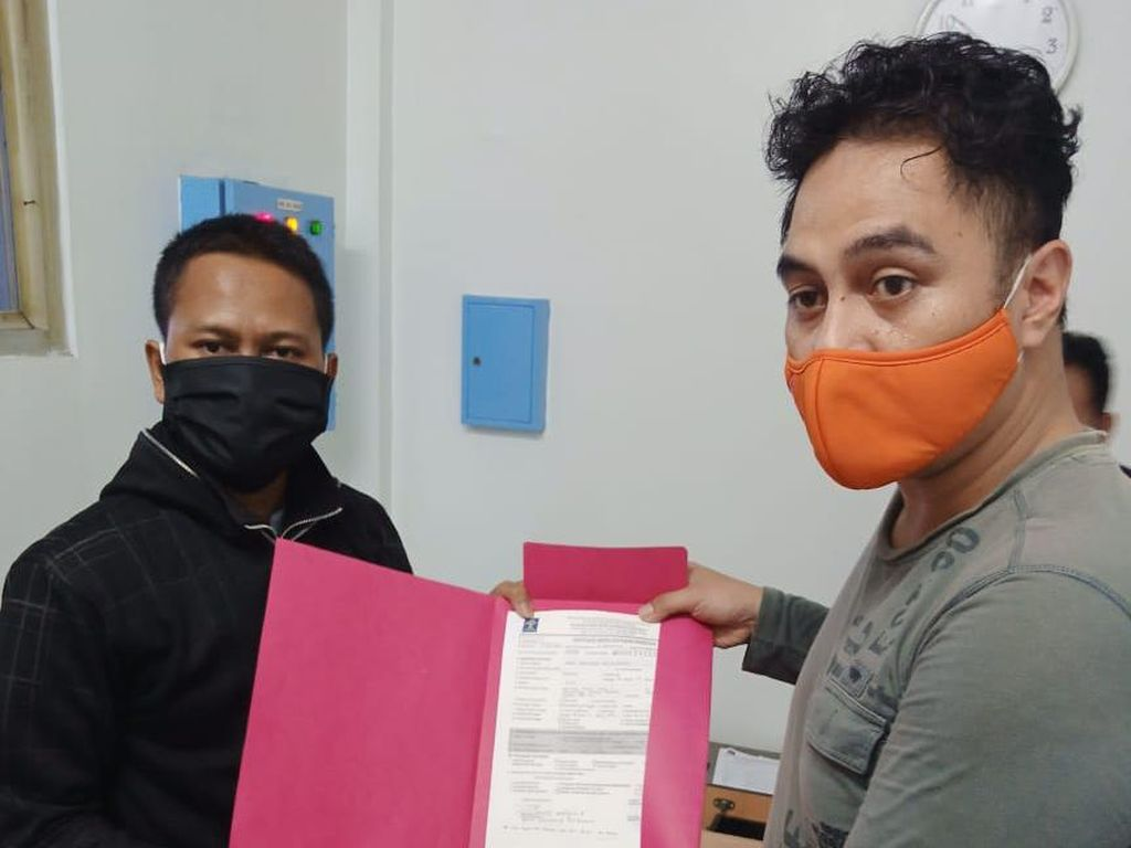 Jenazah Aa Gatot Diserahkan ke Keluarga, Langsung Dibawa ke Sukabumi