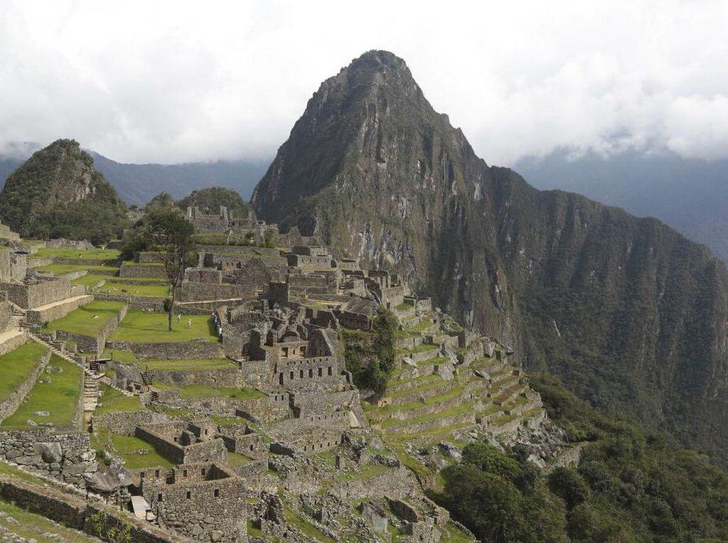 Misteri Umur Benteng Machu Picchu di Peru