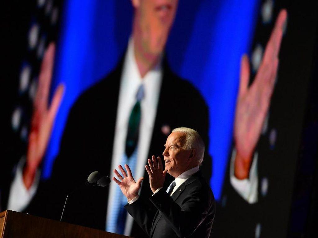 Terpilih Jadi Presiden, Biden Tunjuk Ilmuwan Rancang Penanganan Corona di AS