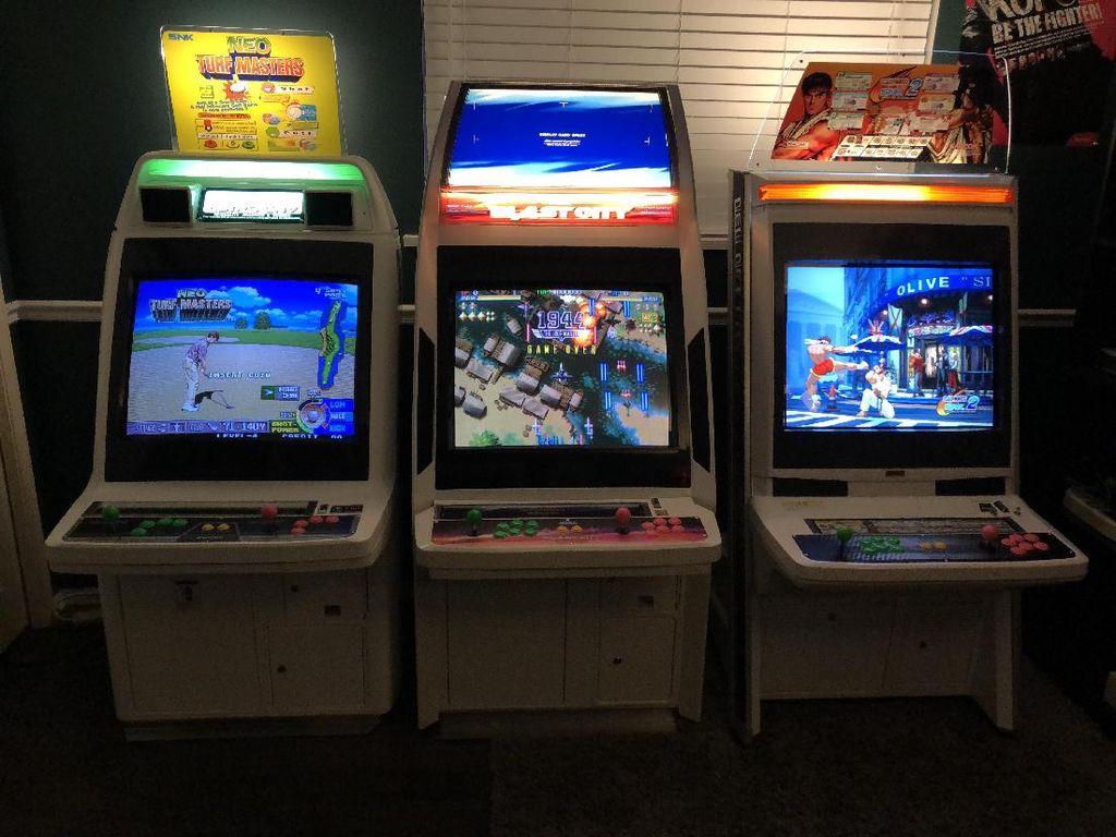 Sedih, Sega Jual Bisnis Arcade