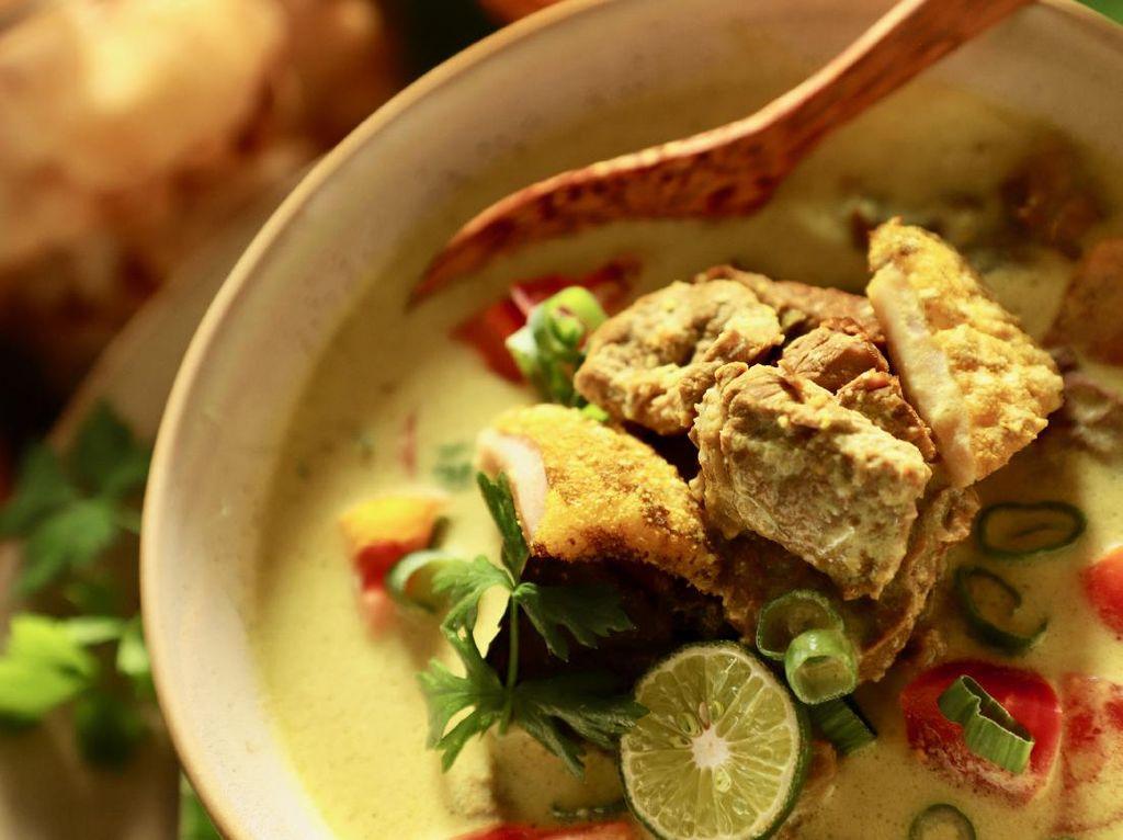 Resep Soto Kuning Bogor yang Hangat Berempah