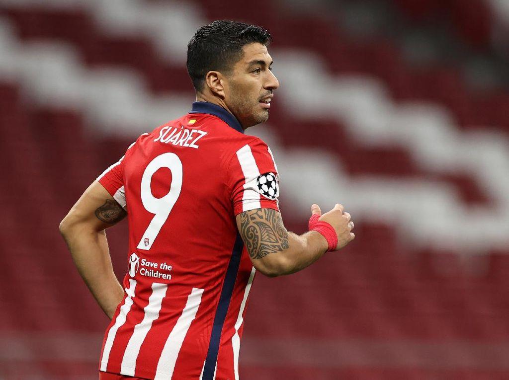 Luis Suarez Positif Covid-19