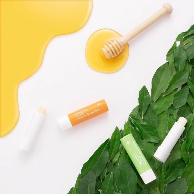 Lip Balm dengan SPF yang dapat melindungi bibir dari efek buruk sinar matahari