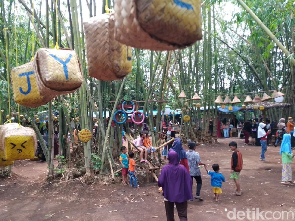 Foto: Wisata Kreatif Buatan Emak-emak Majalengka