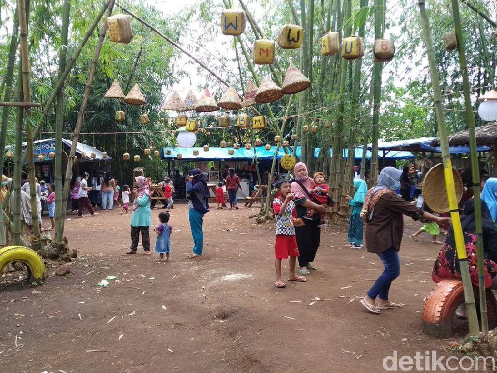 The Power of Emak-emak, Kebun Bambu Disulap Jadi Obyek Wisata