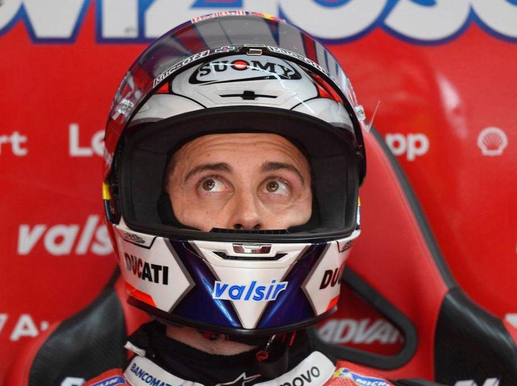 Jawaban Emosional Dovizioso Tentang Ducati dan Masa Depannya