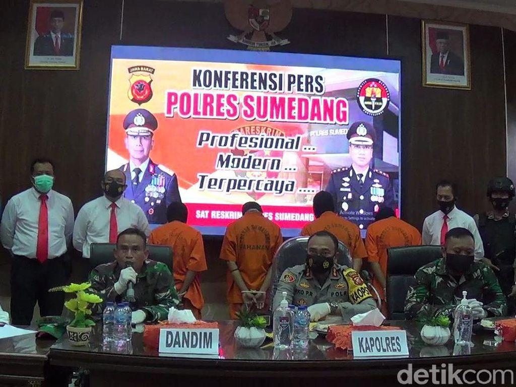 Anggota TNI Dikeroyok di Sumedang, Apa Motif Pelaku?