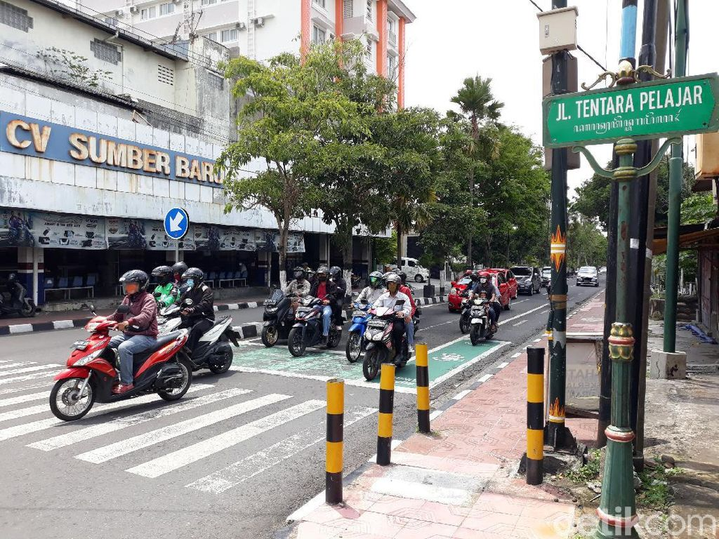 Simpang Pingit Jadi Lampu Merah Terlama di Yogya, Ini Dia Alasannya