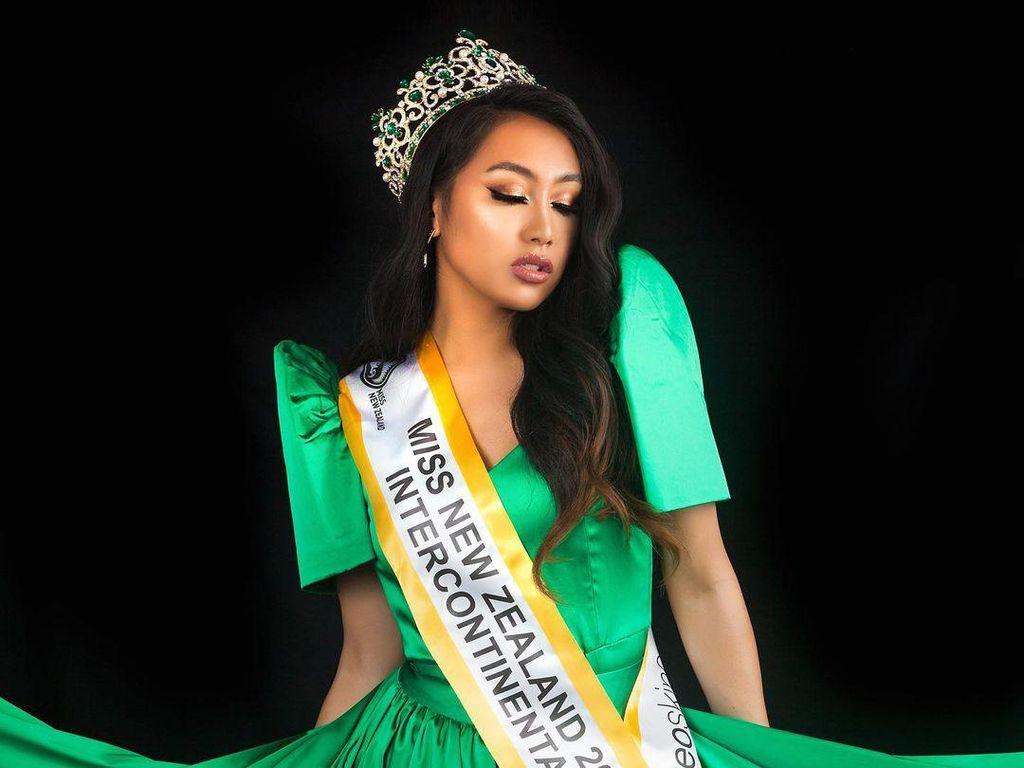 Heboh Juara Miss Intercontinental 2020, Transgender Kalahkan Wanita Asli