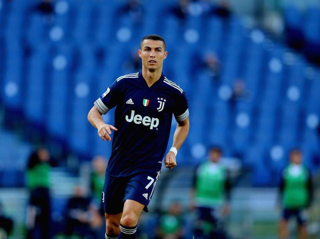 Cristiano Ronaldo Memang Tajam di Juventus, tapi...