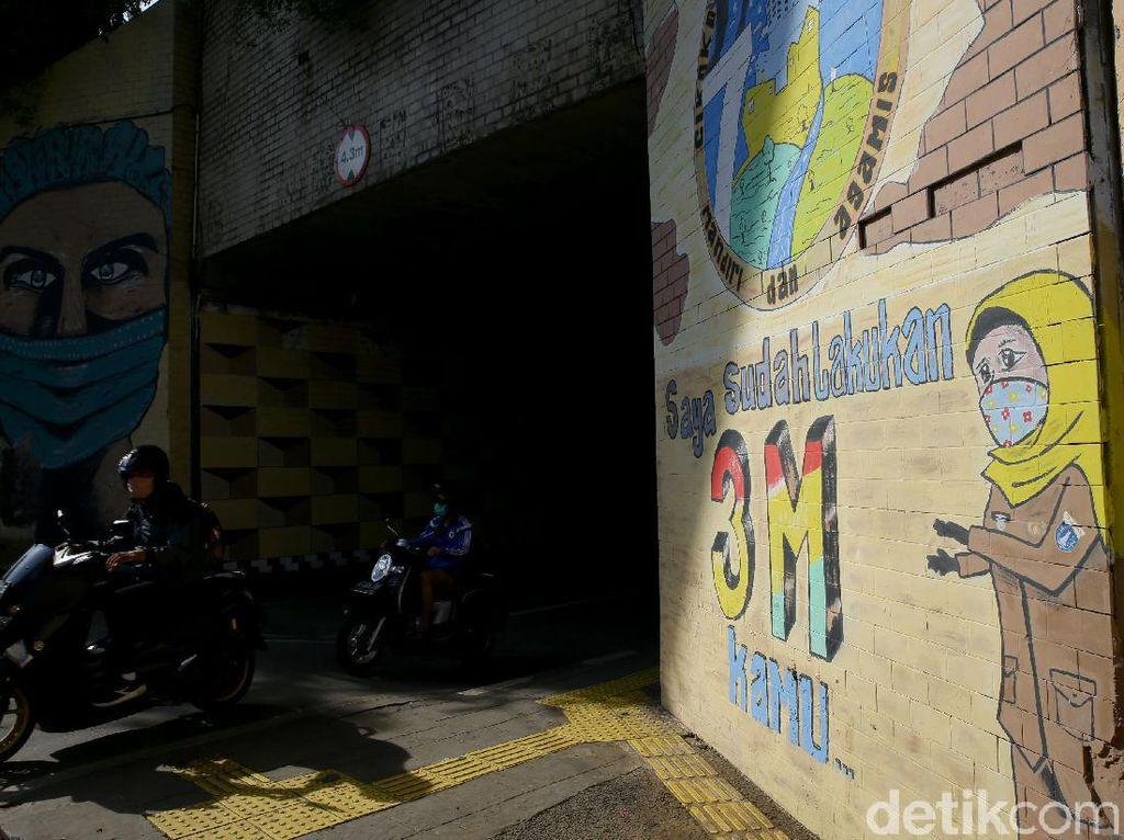 9 Bulan COVID-19 di Indonesia: Setengah Juta Kasus Positif, 16 Ribu Kematian
