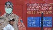 Tambahan 3.786 Kasus Baru COVID-19 di Jakarta Hari Ini Pecahkan Rekor