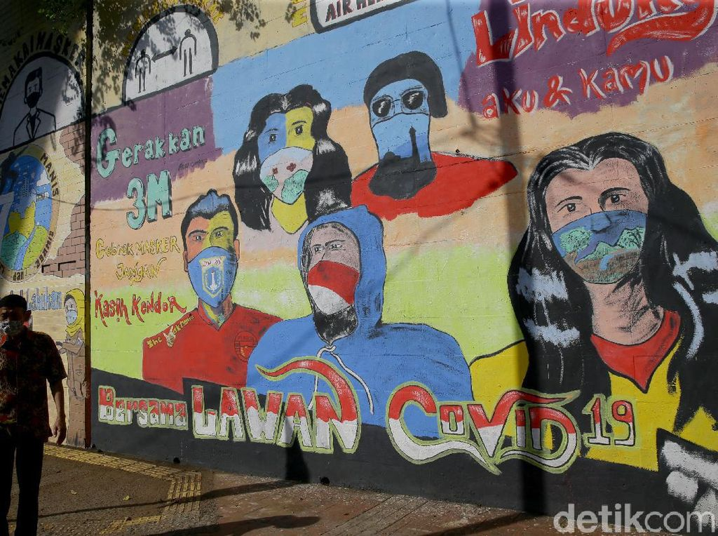 IDI Ajak Masyarakat Kerjasama Lawan Pandemi Corona