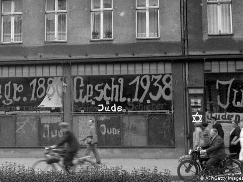 Reichskristallnacht, Salah Satu Peristiwa Terkejam di Jerman