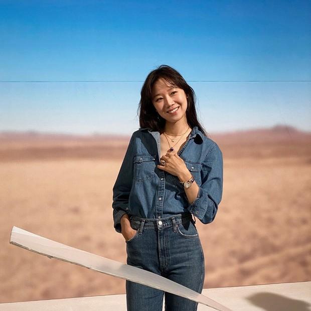 Gong Hyo Jin adalah aktris veteran yang memulai debutnya pada tahun 1999 dan sejak itu dianggap sebagai salah satu aktris terbaik di Korea.