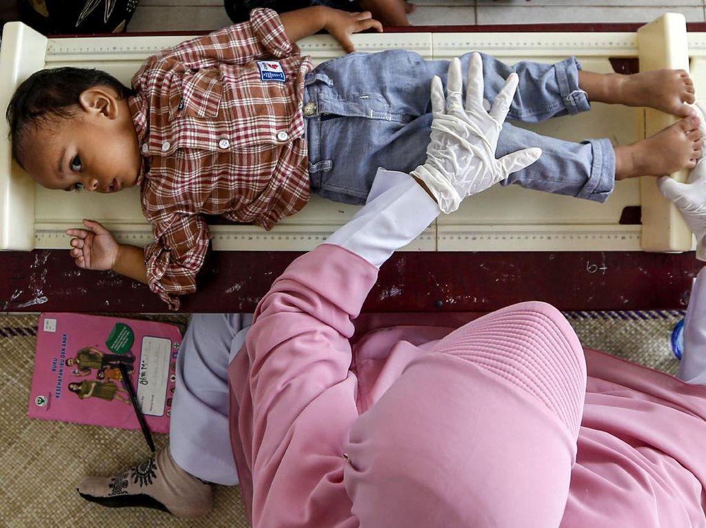 Imunisasi Jemput Bola Balita di Tengah Pandemi