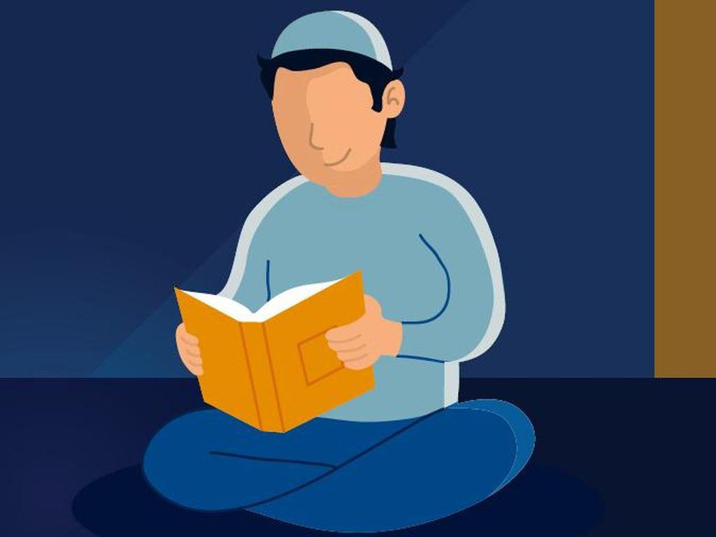 7 Keutamaan Membaca Al Quran