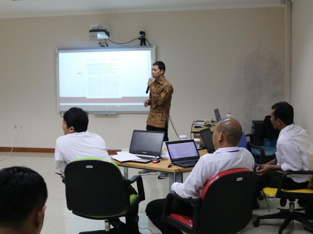 PPSDM ESDM Terakreditasi A soal Pelatihan Pengadaan Barang/Jasa