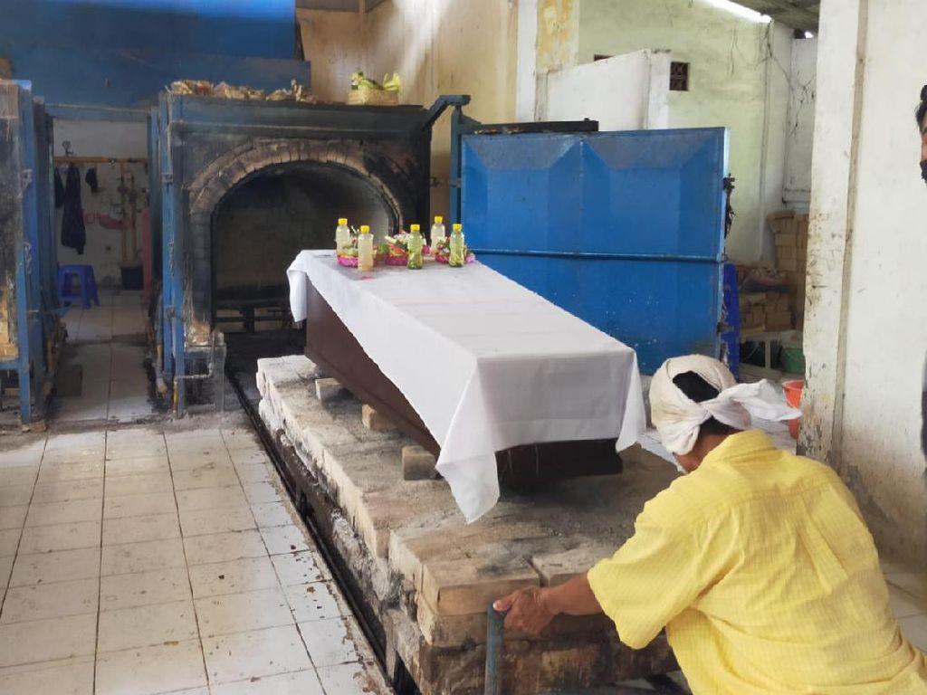 RSUP Sanglah Denpasar Kremasi 30 Jenazah Telantar