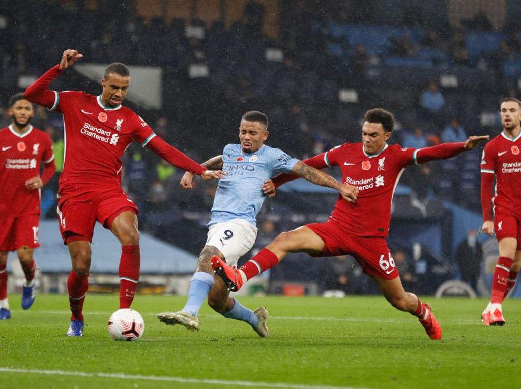 Prediksi Liverpool Vs Man City: The Citizens Favorit Menang