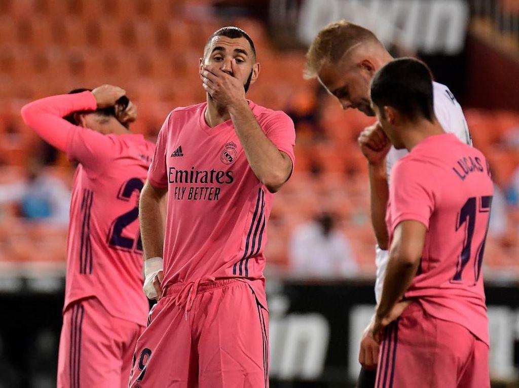 Real Madrid Enggak Seburuk Itu, Cuma...