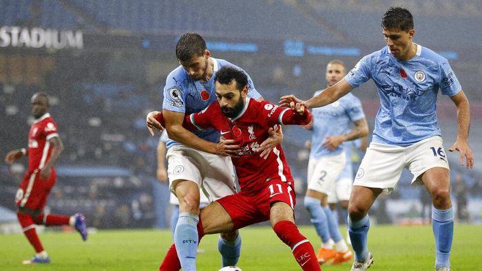 Manchester City Vs Liverpool Tuntas Tanpa Pemenang