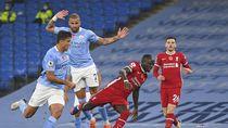 De Bruyne Gagal Penalti, Man City Ditahan Imbang Liverpool