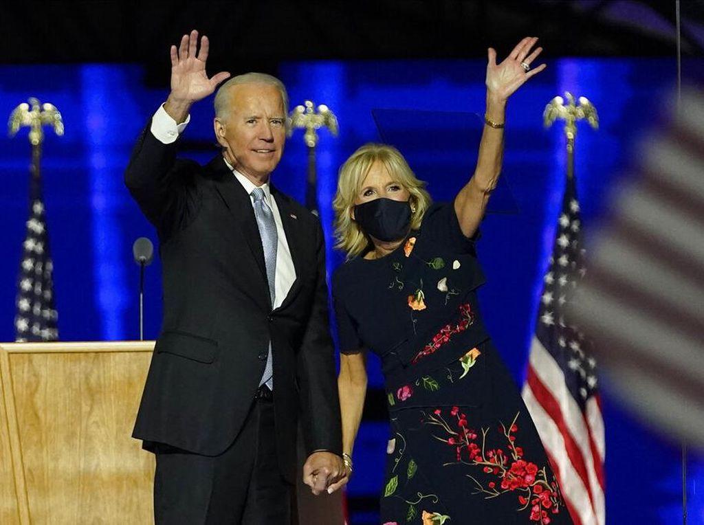 Video Joe Biden dan Kamala Harris Langsung Kerja Tangani Pandemi