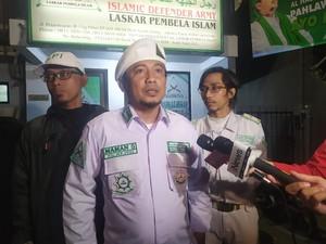 FPI Siapkan Pengamanan Sambut Kedatangan Habib Rizieq