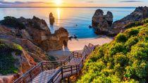 Foto: Algarve, Destinasi Pantai Terbaik Eropa