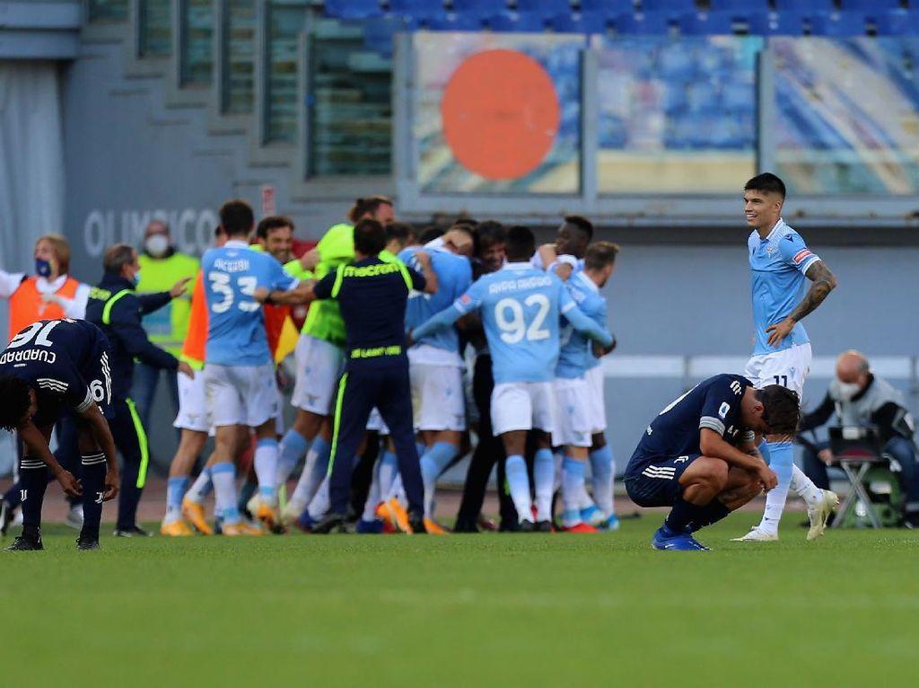 Juventus Gagal Kalahkan Lazio, Bonucci Tolak Salahkan Dybala