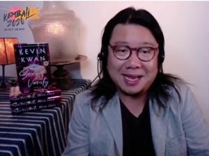 Kevin Kwan Tulis Novel Tebaru Sex and Vanity Kebut Hanya 4 Bulan