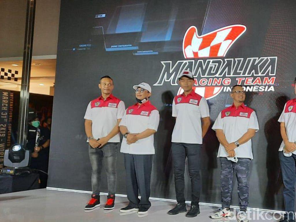 Mandalika Racing Team Indonesia Bakal Gabung dengan Salah Satu Tim Moto2